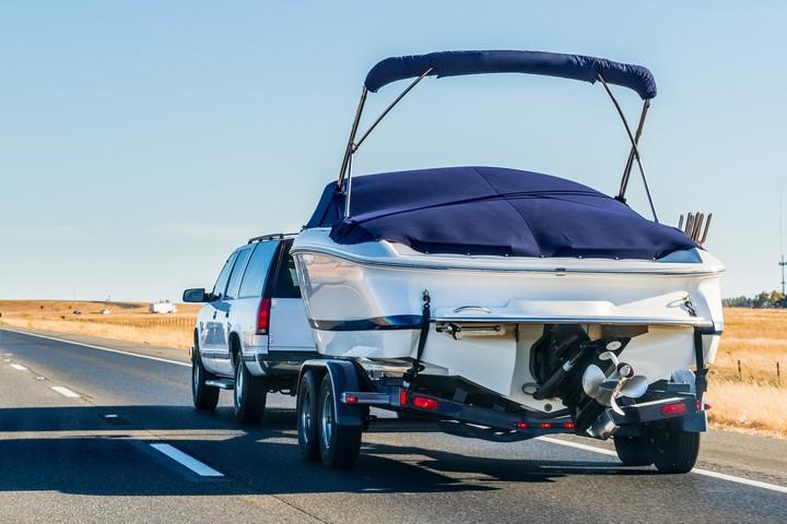 Transport von Booten aller Art